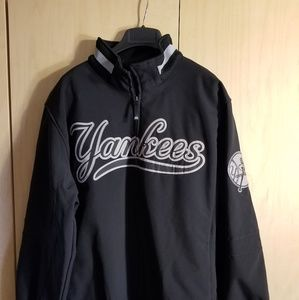 Authentic Majestic Yankee Jacket